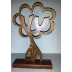 Cherry wood Tree of Life 9 x13 inches