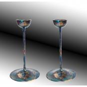 """Simple half-sphere cups on 8"""" sticks"""