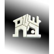 Peaceful Home Pin