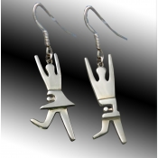 Shabbat Dangle Earrings