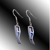 Ruach Dangle earrings