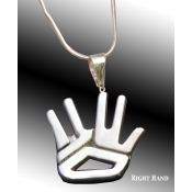 Right Hand Pendant