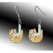 Shema Dangle Earrings