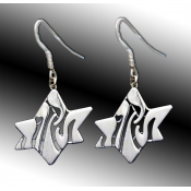 Tikva Dangle Earrings