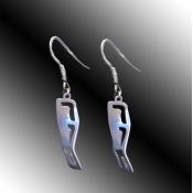 Ruach Dangle earrings