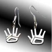 Shalom Dangle Earrings