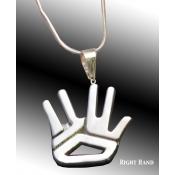 Right Hand Pendant